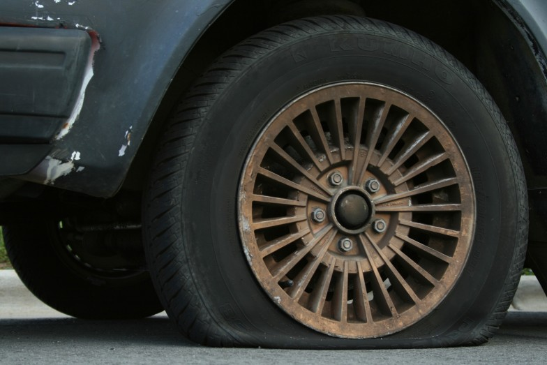 Professional Mobile Tire Repair Services In Charing Cross On A1