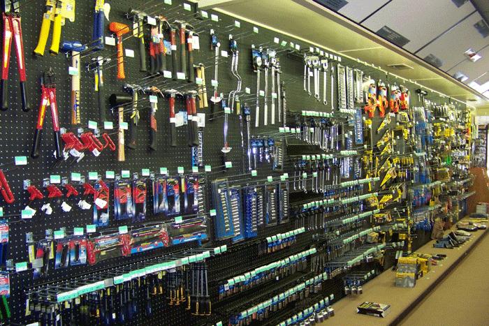 Hardware Shops