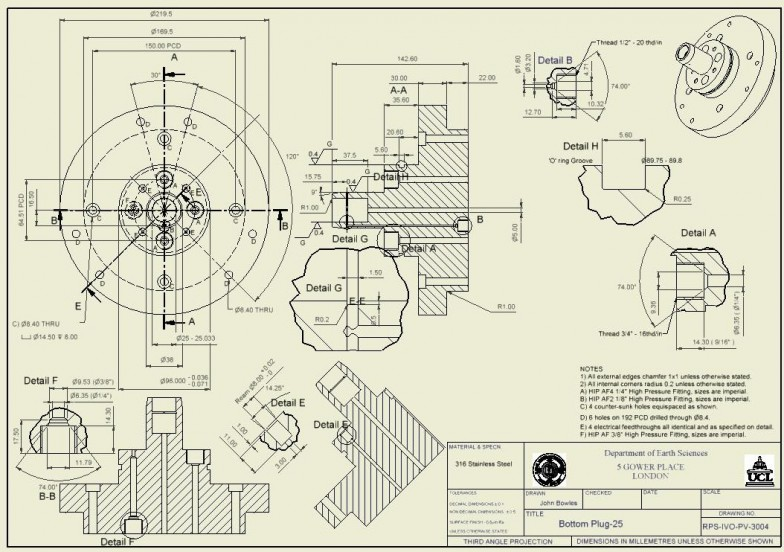 Technical Drawing In Calgary AB Amrit Design Drafting