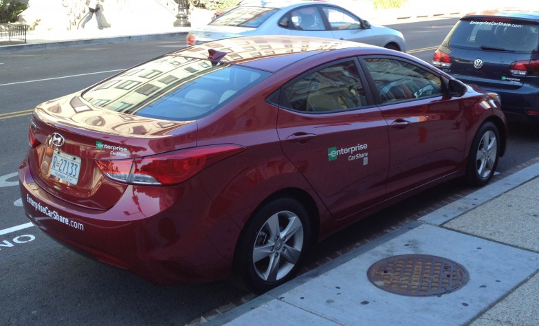 Enterprise Cars By The Hour