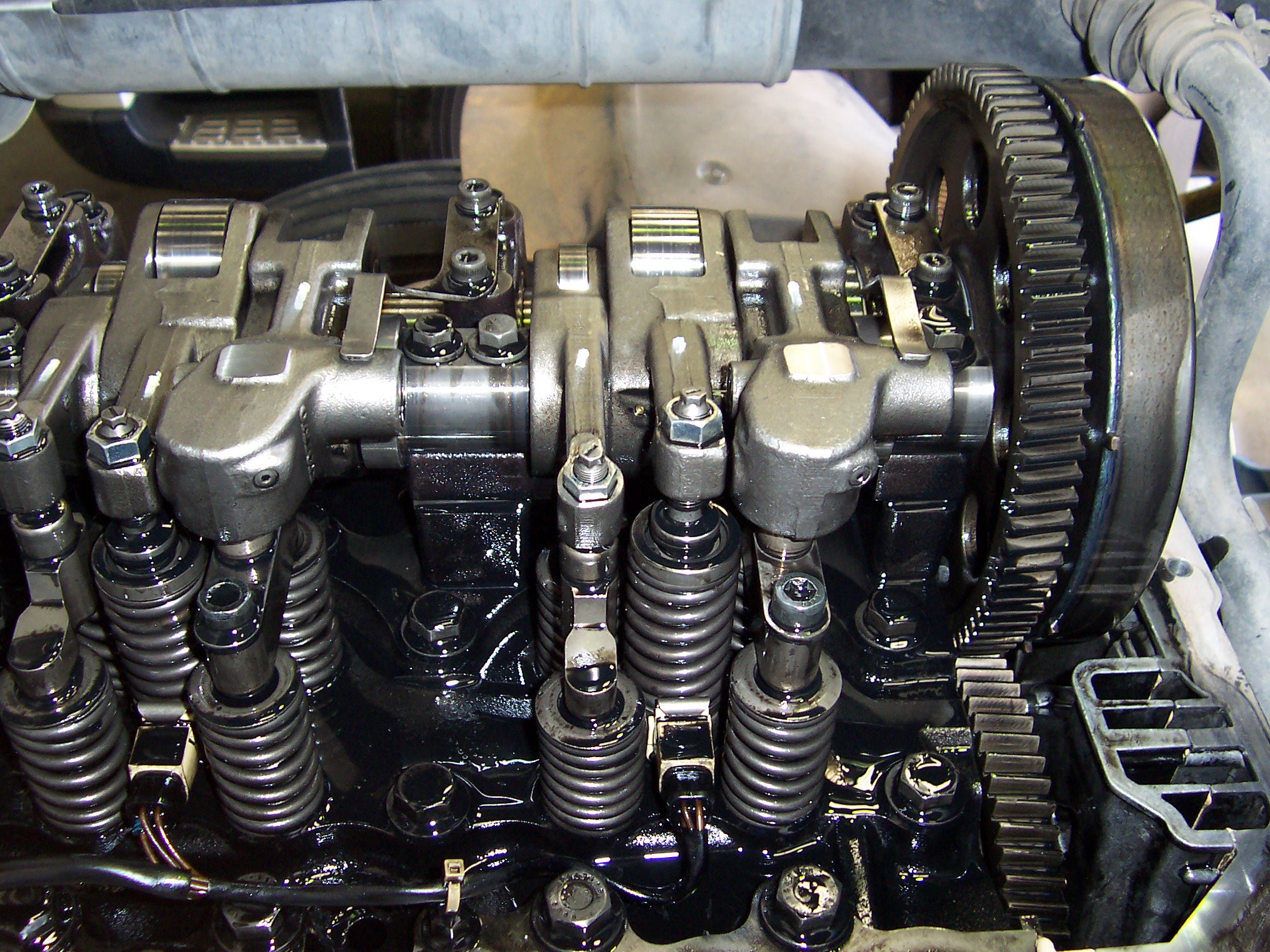 Truck Servicing Shop In Peace River Ab M11 Mechanical Services Cat C12 Wiring Diagram Ltd