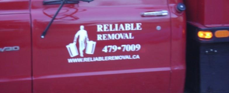 Junk Pickup in Winnipeg, MB