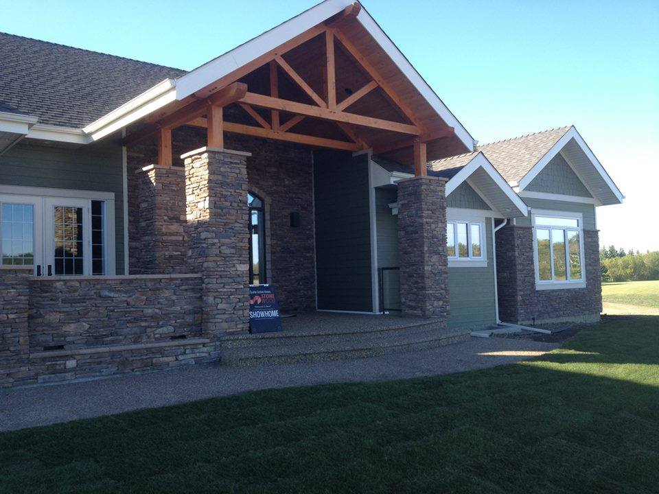 Stonewood developments stonewood homes in spruce grove for Custom home builder contract